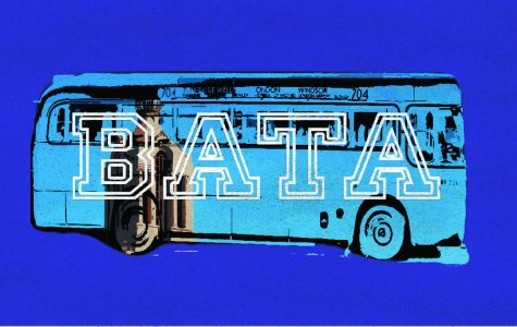 BATA Bus relatively unused, unknown among students