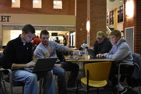 National enrollment trend hits home as SDSU, international numbers fall short