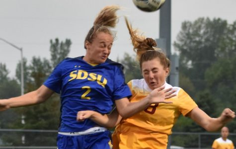 Regular season close to finish line for Jacks soccer