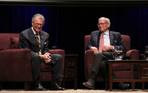 Trump, 2016 election focus of Daschle Dialogues event