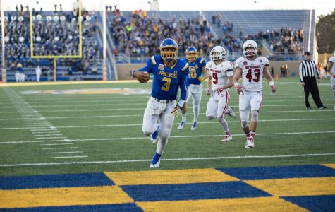 Jackrabbits' playoff position at stake in Vermillion game