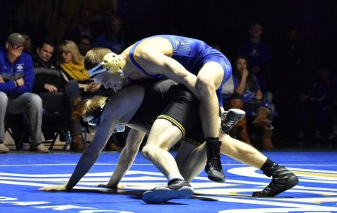 Wrestling ranked nationally