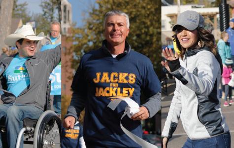Candidates jumpstart governor race