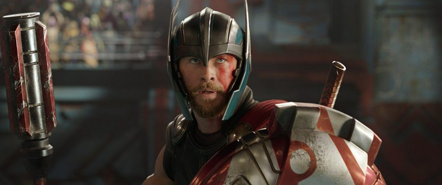 MARVEL%0AChris+Hemsworth+stars+as+the+title+character%2C+Thor%2C+the+Nordic+god+of+thunder.+%E2%80%9CThor%3A+Ragnarok%E2%80%9D+opened+with+over+%24123+million+in+its+opening+weekend%2C+making+it+the+fourth+largest+opening+for+the+year.