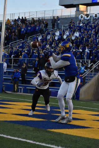Wieneke touchdown