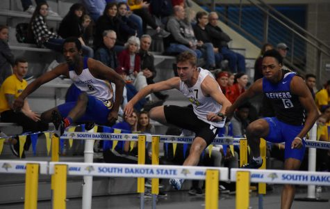SDSU Track and Field, SDSU DII Invitation meet