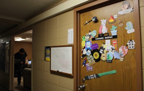 Heart of residence halls: highs, lows of serving as community assistant