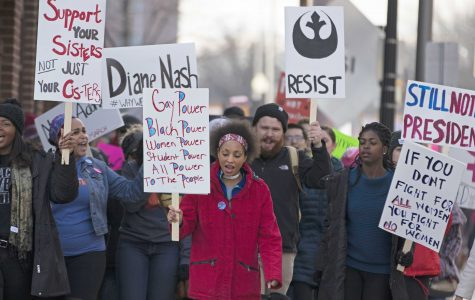 South Dakota Women's March calls for equality, political action
