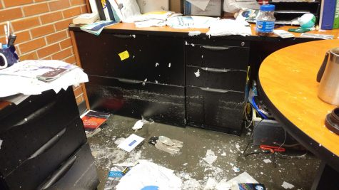 New Year's Eve flood in Student Union causes thousands in damage, displaces staff