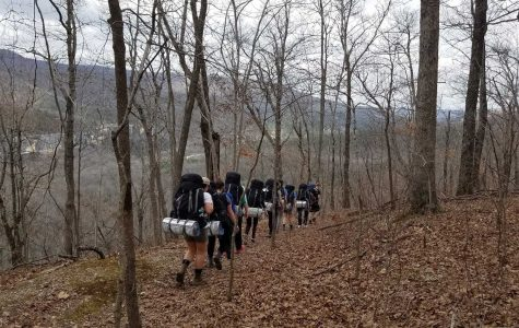 Outdoor program offers new, unique experiences
