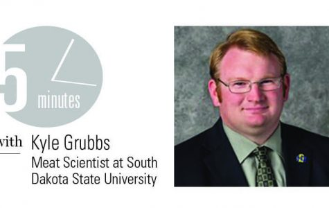 Five minutes with Kyle Grubbs