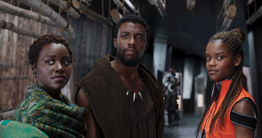 DISNEY%0A%E2%80%9CBlack+Panther%E2%80%9D+opened+with+a+%24201+million+opening+over+the+weekend%2C+making+it+the+fifth+highest+opening+of+all+time+and+the+highest+opening+in+the+month+of+February.+Here%2C+Nakia+%28Lupita+Nyong%E2%80%99o%29%2C+King+T%E2%80%99Challa+%28Chadwick+Boseman%29+and+Princess+Shuri+%28Letitia+Wright%29+are+seen+planning+their+next+move+in+the+film.