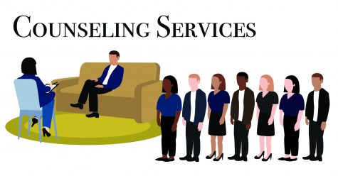 Counseling Services Graphic
