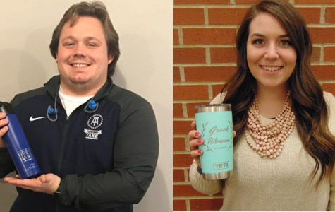 Greek Man, Woman of the Month: January