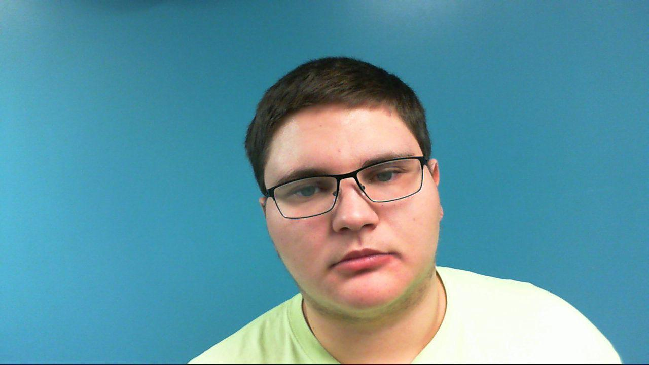 SDSU student Alexander Peterson, 19, was arrested Feb. 28 and is facing a terrorist threat charge after allegedly threatening to