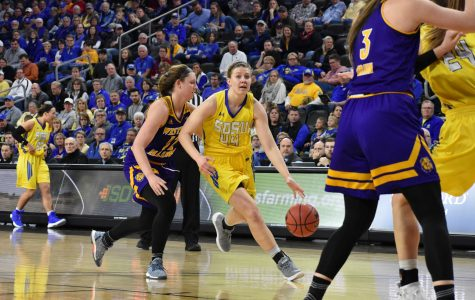Summit League, SDSU Women's Basketball against WIU