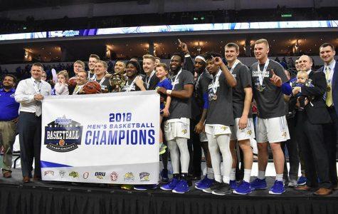 Summit League Championship, SDSU Men's Basketball against USD