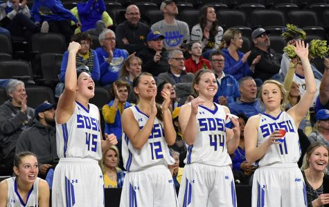 Summit League, SDSU Women's Basketball against NDSU