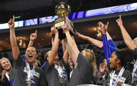 Summit League Championship, SDSU Women's Basketball against USD