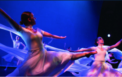 Swing into spring with collective dance concert