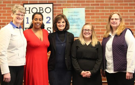 Five receive 2018 April Brooks Woman of Distinction Awards