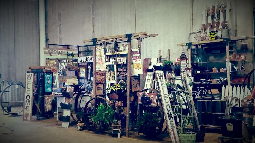 SUBMITTED Junk Jam features crafts like handmade signs, soaps, jewelry and more. The event will have live entertainment and food trucks. Junk Jam will be from 9 a.m. to 5 p.m. Saturday, April 28 at the Swiftel Center Holding Barn.