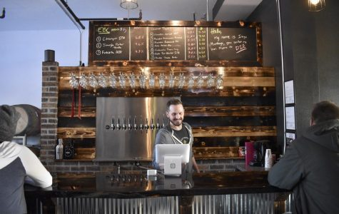 Alumni open new brewery in downtown Brookings