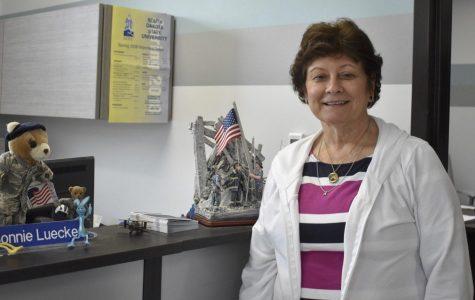 Honoring Bonnie Leucke, 'heart and soul' of SDSU Air Force ROTC