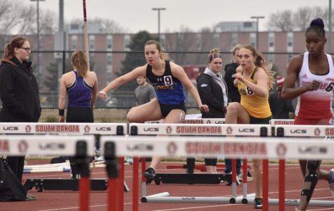 Athlete of the week:  Haley Mottinger