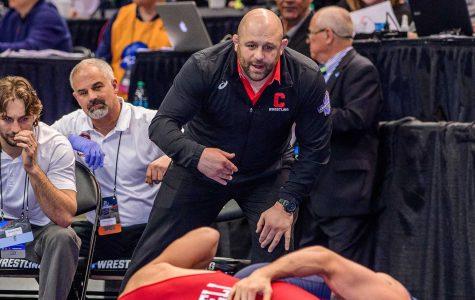 Wrestling names Hahn new head coach