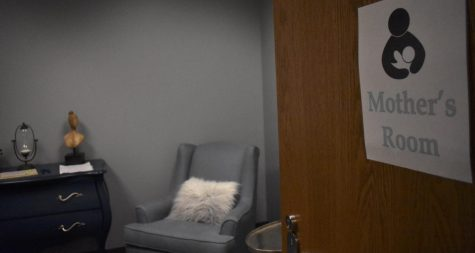 Lactation rooms provide privacy for mothers on campus