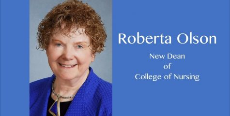 Olson returns to College of Nursing as interim dean