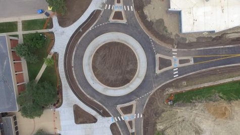 Roundabout update: students', police reactions after first week