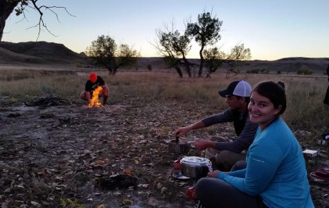 Camping encourages healthy, stress-free life
