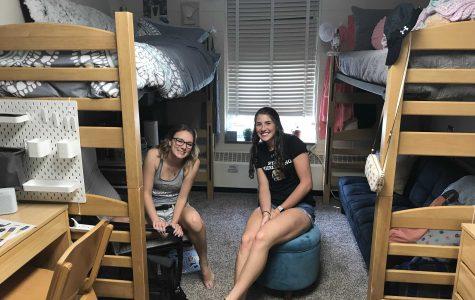 Dorm, sweet dorm: how new students decorate