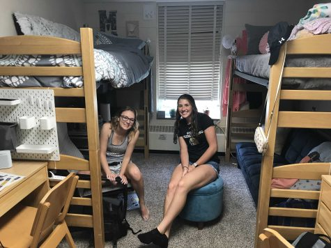 Dorm, sweet dorm: how new students decorate