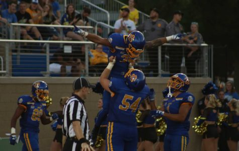 Jacks notch record-setting win over Arkansas-Pine Bluff