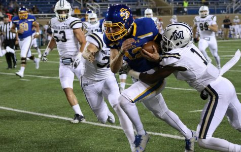 SDSU football looks for 2-0 start in Beef Bowl