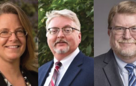 Dean finalists for the College of Arts, Humanities and Social Sciences