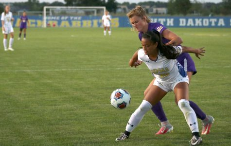 Jacks soccer focus on Summit League Tournament