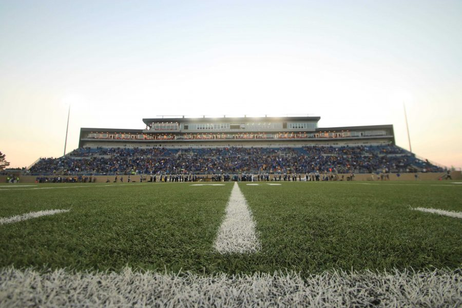 SDSU hosts high school football championships, aims to impress