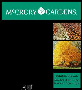 McCrory Gardens
