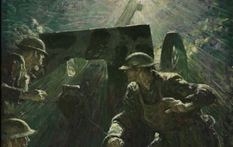 The art of war: Harvey Dunn gallery commemorates 100th armistice anniversary