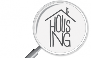 Government programs provide affordable housing