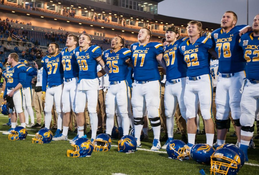 Jacks look to remain perfect in conference play