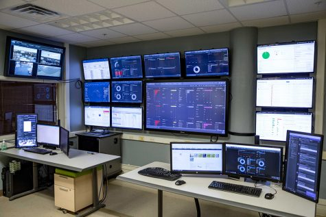 Security operations center launched on campus