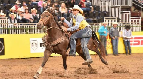 Jackrabbit Stampede Rodeo rides into Brookings April 5-6