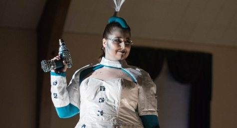 Nail the Runway Fashion Show put students' innovation put to test
