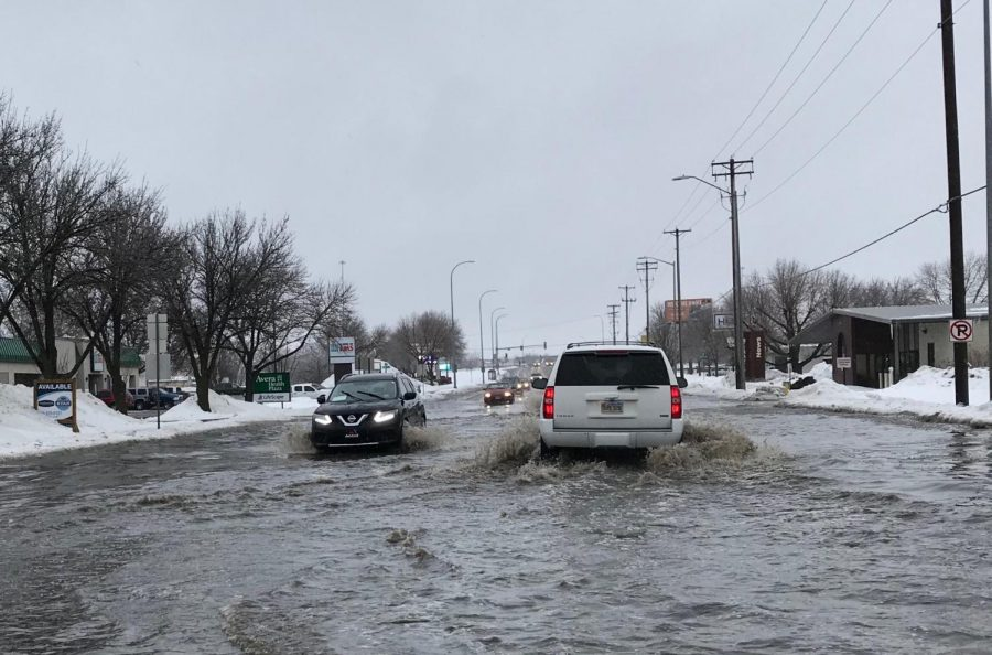Flooding+in+Sioux+Falls+on+March+9.+