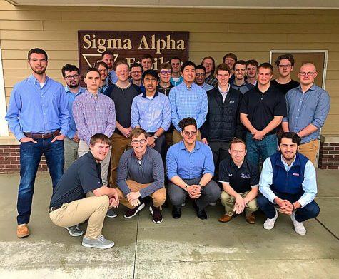 Sigma Alpha Epsilon upholds legacy of friendship, excellence